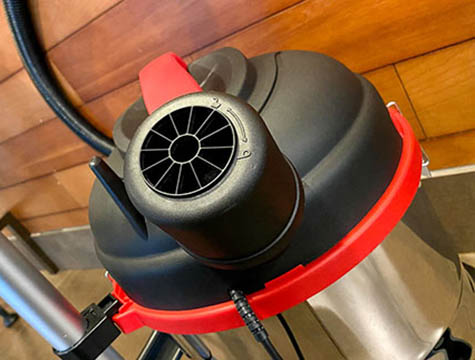 Filtration Accuracy of Industrial Vacuum Cleaner
