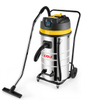 WL70 100L Robot Wet And Dry Aspiradoras Professional Industrial Stainless Steel Vacuum Cleaner
